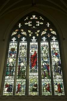 Stretton::East-Window