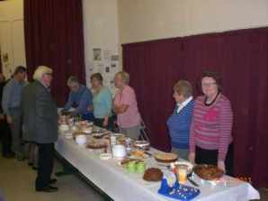 Stretton::Pudding-Club