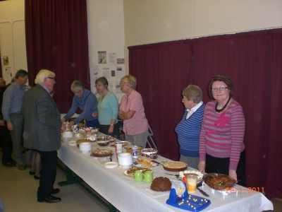 Stretton::Pudding-Club