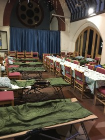 Nightshelter beds
