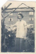 Betty Williams Draycote Hill c1930