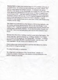 Bourton History p2