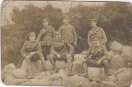 Local WW1 Soldiers