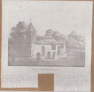 St Peter's Church, Bourton